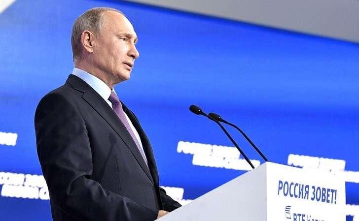 Выступление наIX инвестиционном форуме «Россия зовёт!».