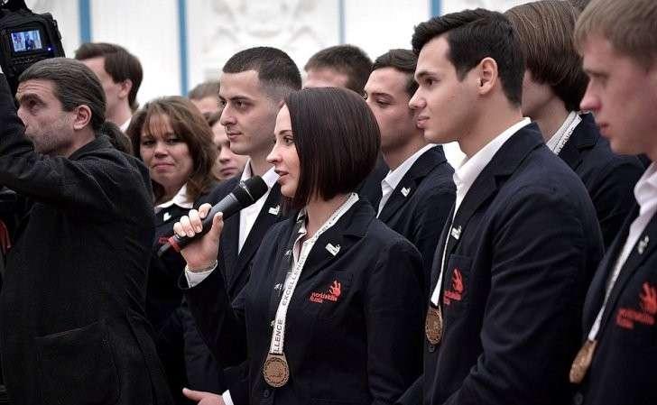 Встреча счленами национальной сборной WorldSkills-Russia.