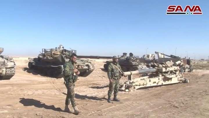 В Сирии у террористов ИГИЛ нашли самое современное вооружение НАТО