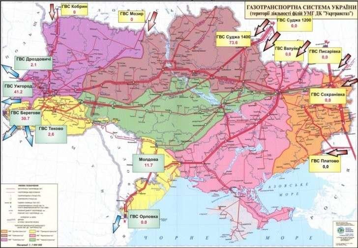 Украинская истерика вокруг российского газа и «Северного потока – 2»