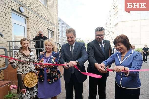В Сыктывкаре открылся новый детский сад на 300 мест
