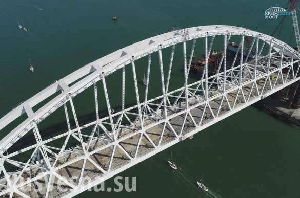 Росгвардия создаёт морскую бригаду для охраны Керченского моста | Русская весна