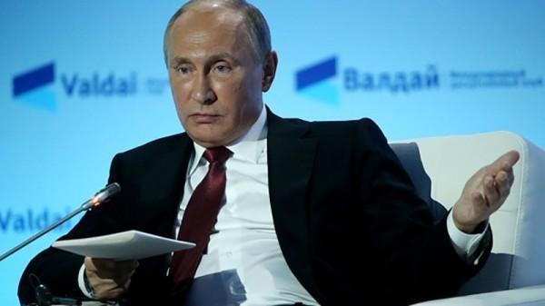 Пропагандисты паразитов притихли после «Валдайских тезисов» Владимира Путина