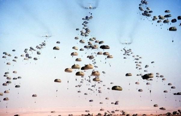 В России провели крупнейшую в истории высадку десанта