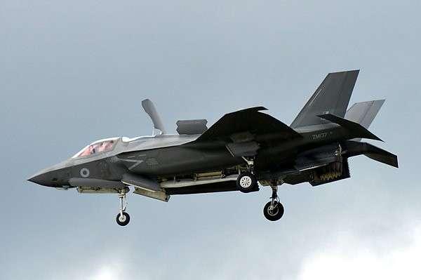 Эксплуатация F-35 парализована из-за «таинственных» инцидентов