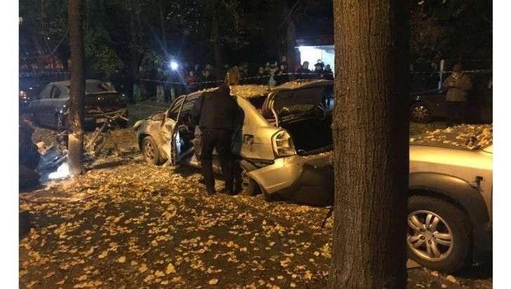 Взрыв в Киеве: ранен нацик – жирный боров Мосейчук