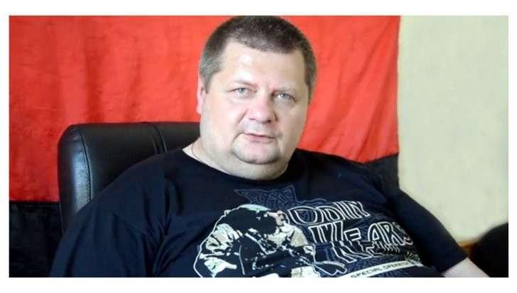 Мосийчук во взрыве винит длинную волосатую руку Москвы, но священное имя назвать побоялся