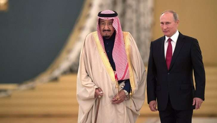 Россия и Саудовская Аравия могут вместе «убить» нефтедоллар