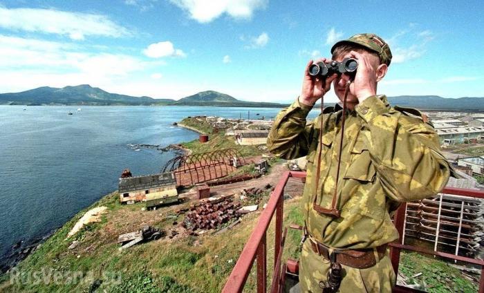 Россия создаст на Курилах военно-морскую базу. Решение принято