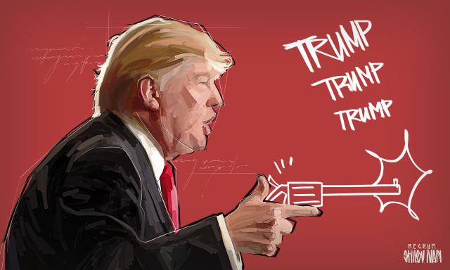 Дональд Трамп: перипетии борьбы кланов Мирового Правительства