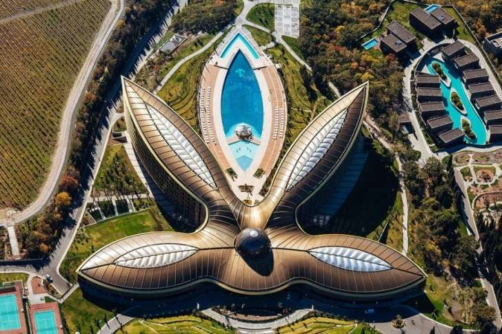 Отель Крыма в третий раз признан лучшим в Европе