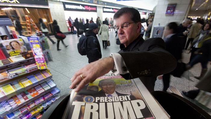 Американцы начали подозревать, что глобалисткие СМИ их обманывают. Соцопрос