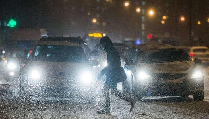 Москва: первую метель ожидают в ночь на пятницу