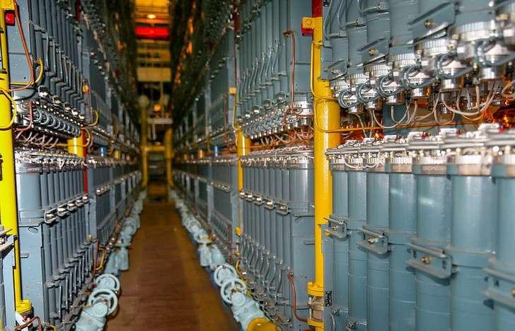 ВУЭХК успешно завершен этап промышленных испытаний модернизированныхГЦ 9-го поколения