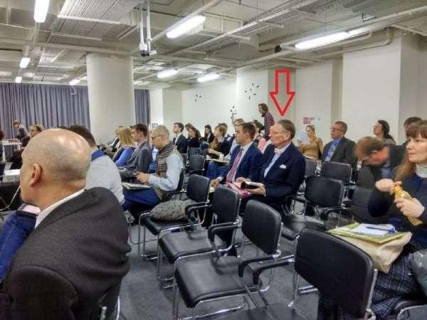 В Ельцин-центре прошла сходка русофобов с участием консула США в Екатеринбурге