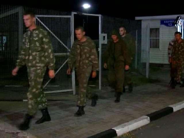 Ополченцы передали украинской армии 223 пленных