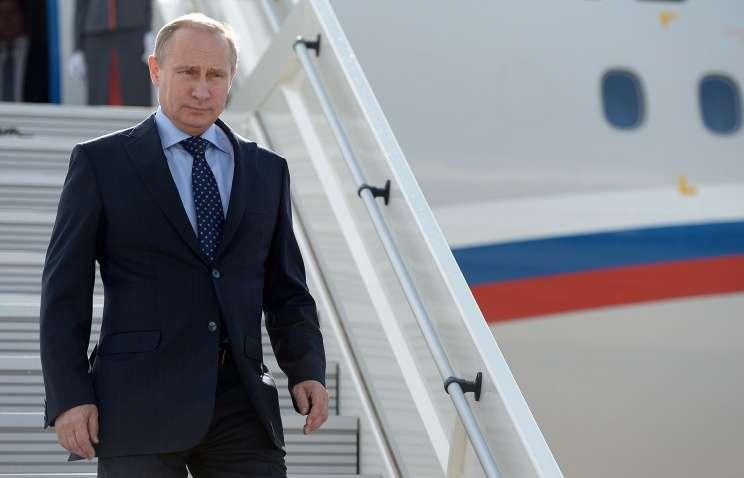 Владимир Путин начинает рабочую поездку на Урал, Дальний Восток и в Сибирь