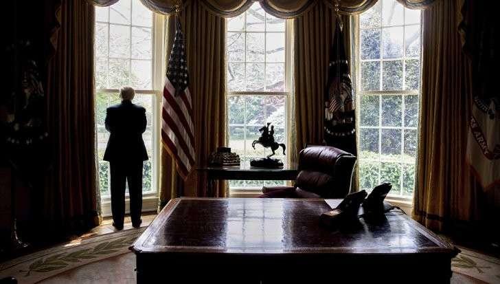 Дональд Трамп объявил ЧП: война глобалистам, владельцам наркосетей объявлена!