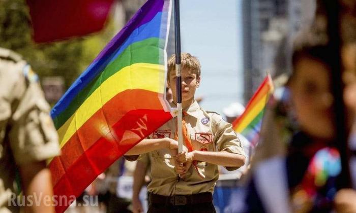 США: паразитытребуют обеспечить свободный доступ школьников кЛГБТ-ресурсам
