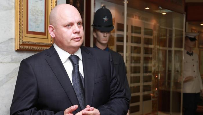 Замглавы МВД подал в отставку из-за коррупционного скандала
