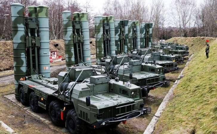 Эрдоган бросает С-400 против НАТО