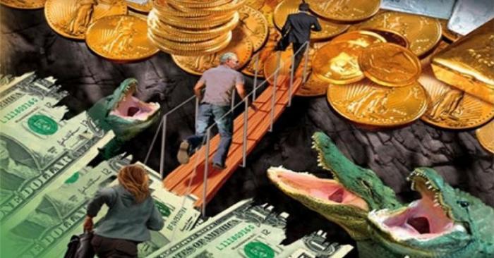 Китай, Россия и Япония готовятся хоронить долларовую систему