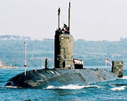Британия: секс-скандал на атомной подлодке. Уволено 10% экипажа. Женщины страшная сила!