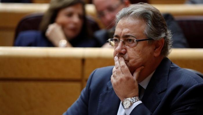 Полицию Каталонии возглавил министр внутренних дел Испании