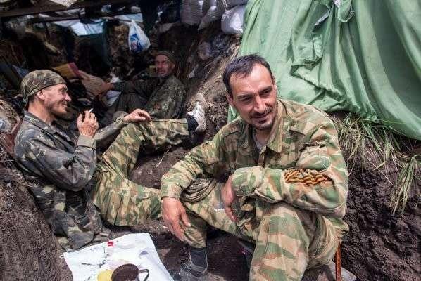 Донбасс. Окопная правда. Специальный репортаж. Россия 24