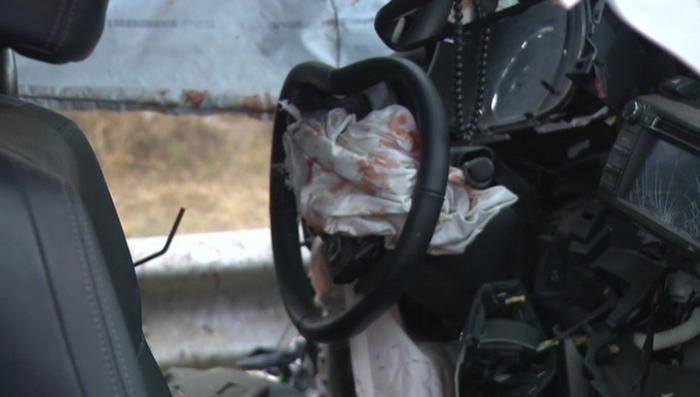 Под Иркутском в смертельном ДТП: пристегнутый водитель выжил