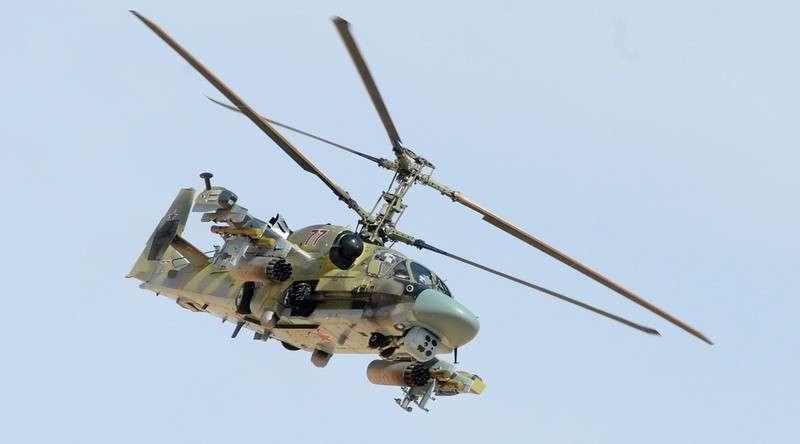 Как Россия усиливает мощь своего вертолётного флота