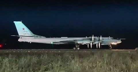 Минобороны России представило видео испытаний российской «ядерной триады»
