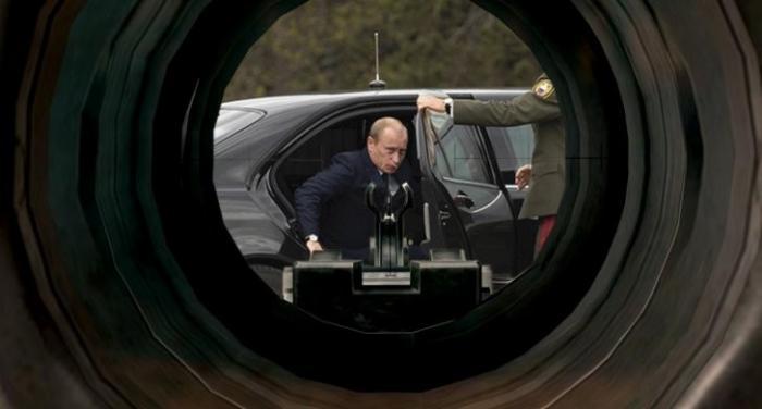 США готовят физическое устранение Владимира Путина