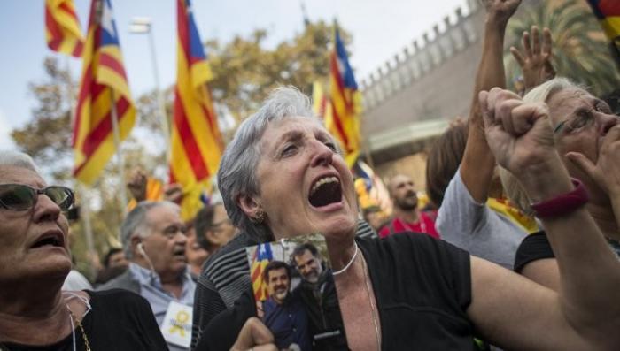Сколько каталонцев готовы поддержать майдан в Испании?