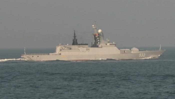 Россия усилила военное присутствие в Средиземном море принципиально новыми кораблями