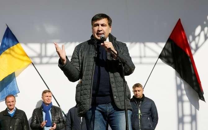 Почему «мандариновый майдан» Саакашвили покруче «евромайдана гидности»
