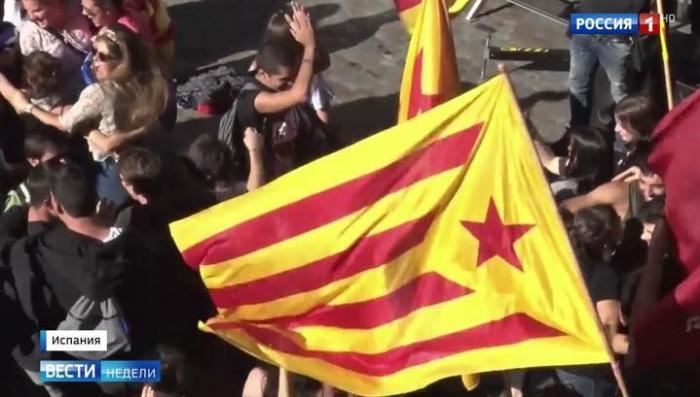 Из Каталонии начали убегать крупные компании и банки