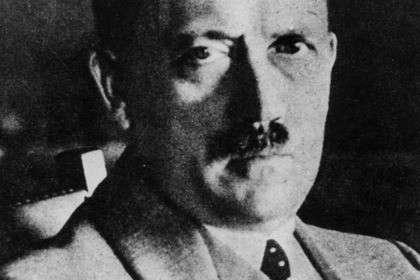 Адольф Гитлер (архивное фото)