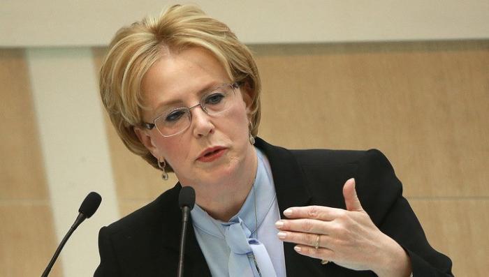 Скворцова рассказала про «пионерский закон» о донорстве органов