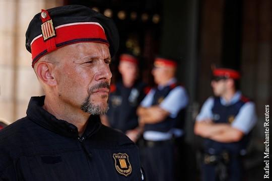 Война между Испанией и Каталонией: где взять оружие для бунта?