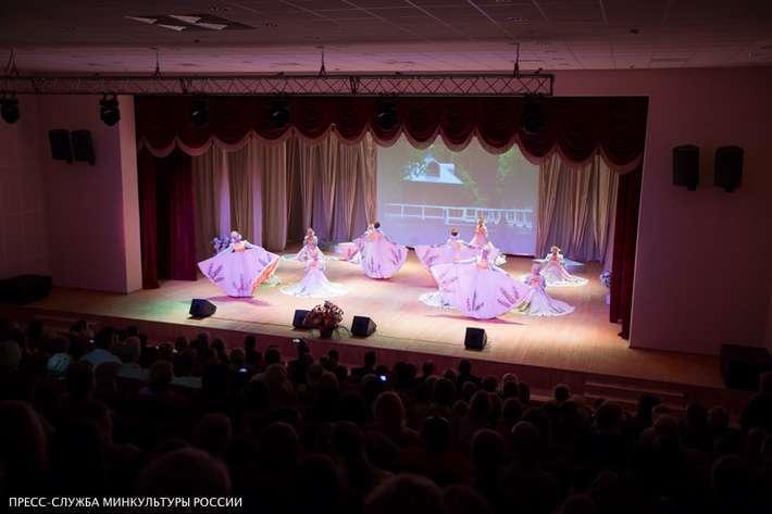 ВОрле открылось новое здание хореографической школы