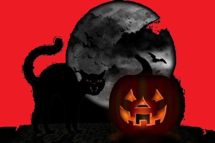 Хэллоуин 2017: будьте предельно осторожны!