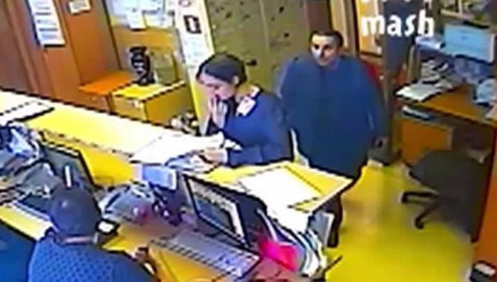 Фельгенгауэр и Гриц: появилось видео нападения на журналистку Эха Мацы