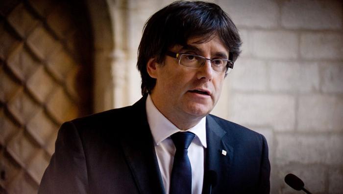 ПучДемон из Каталонии сбежал к хозяевам – глобалистам из Брюсселя