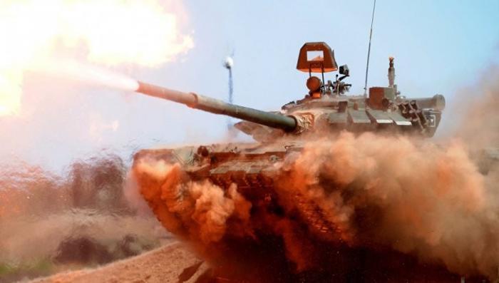 """Танк Т-72: """"Реликтовый монстр"""". Каким стал танк после модернизации"""