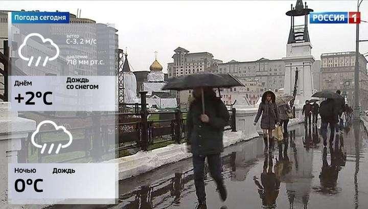 В Москве объявлен желтый уровень погодной опасности, идёт волна арктического холода