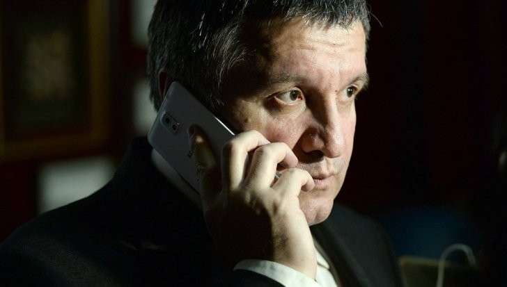 Украина: Порошенко взял в заложники сына министра внутренних дел Авакова