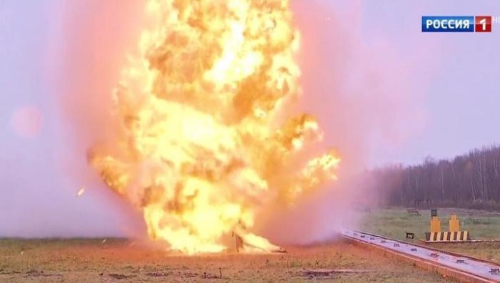 «Ростех» испытывает взрывобезопасный костюм «Ратник» четвёртого поколения