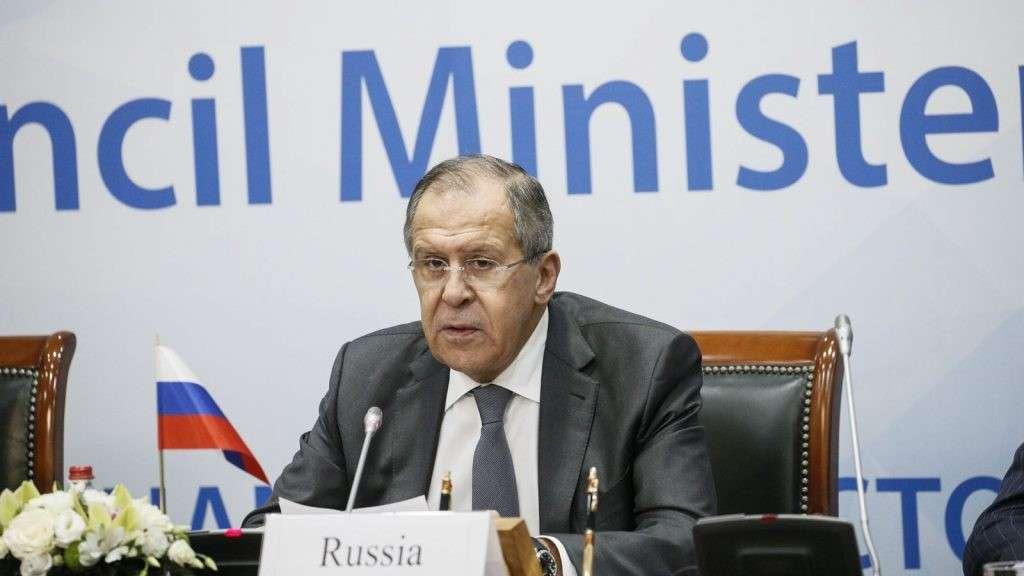 Лавров разоблачил циничные планы пиндосов по Донбассу