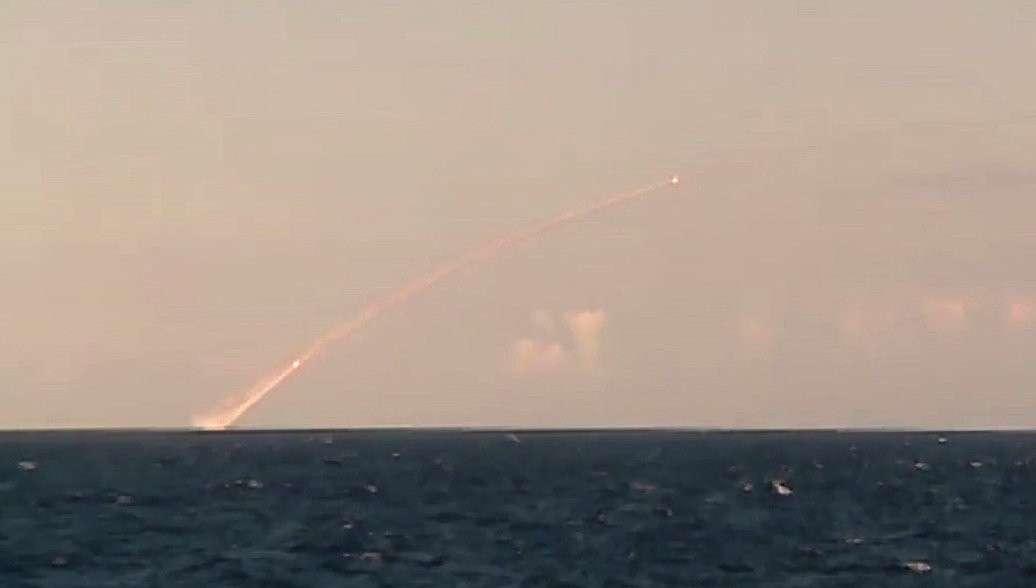 Сирия: подлодка «Великий Новгород» ударила «Калибрами» по американским наёмникам